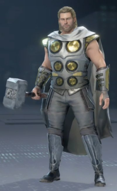 Obsidian Outfit