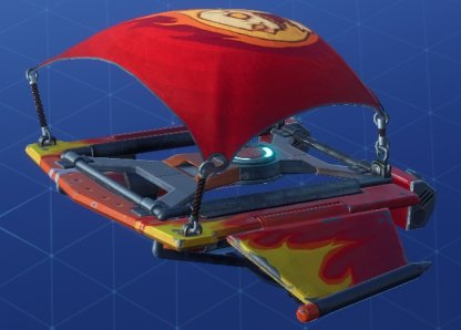 Glider skin Image HOT ROD