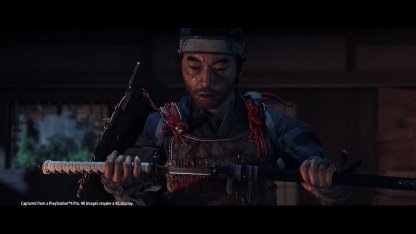 Ghost of Tsushima - Game Database