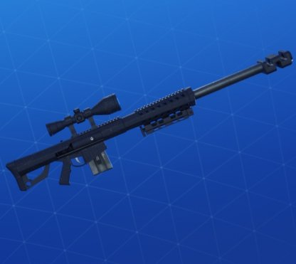 STEALTH BLACK Wrap - Sniper Rifle