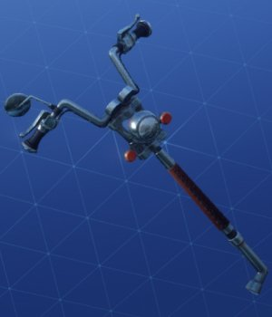 Pickaxe Skin THROTTLE