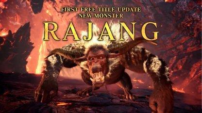 Rajang Update Volcanic Region