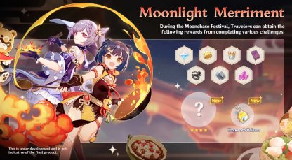 Moonchase Event