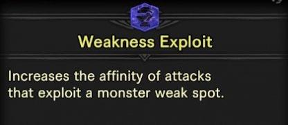 Weakness Exploit