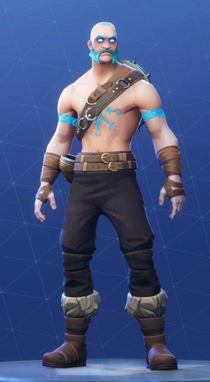 Skin Outfit RAGNAROK