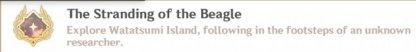 The Stranding of the Beagle achievement