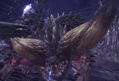 Nergigante Stats and Location