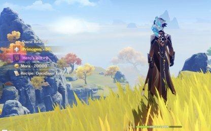 Path of Stalwart Stone Rewards