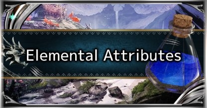 What Are Elemental Attributes & Blights