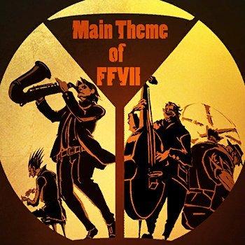 14. Main Theme of FF7