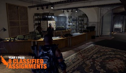 Division 2 Exclusive Classified Assignments
