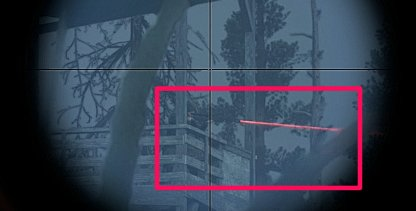 Locate Snipers On Top Of Towers