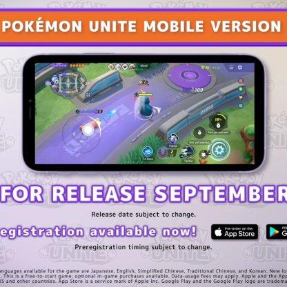 Mobile Release & Pre Register