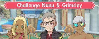 Challenge Namu & Grimsley
