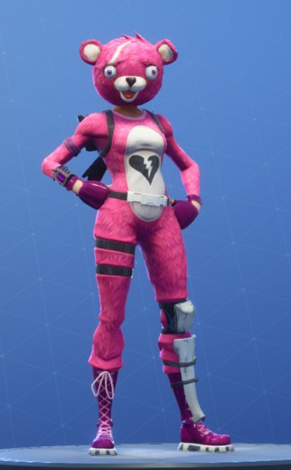 Skin Outfit CUDDLE TEAM LEADER