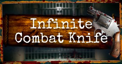 How to Unlock Infinite Combat Knife