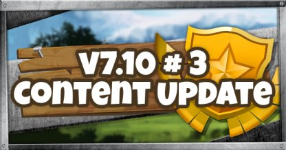v7.10 Content Update # 3 - January 8, 2019