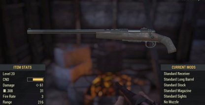 Hunting Rifle Image