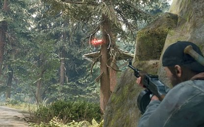 Take Out Snipers On Trees First