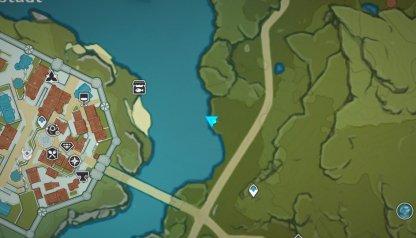 Cider Lake 1 Location