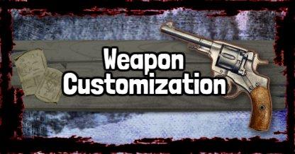 Red Dead Redemption 2 Weapon Customization