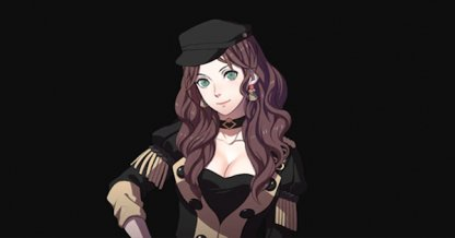Black Eagles House Character - Dorothea