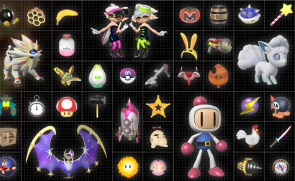 Super Smash Bros. Ultimate Stages