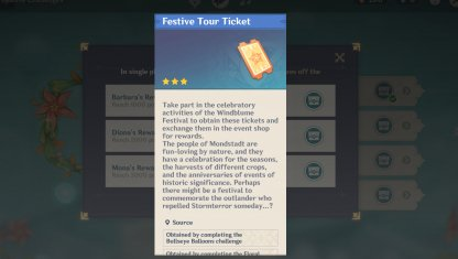 Obtain Festive Tickets & Coupons