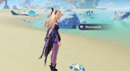 Starconch Loc