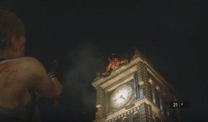 Knock Nemesis Off The Clock Tower