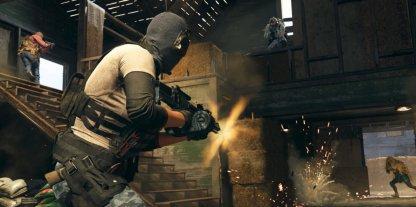 Modern Warfare uses SBMM