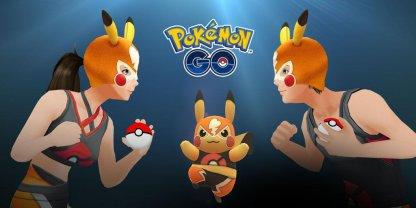 Get Pikachu Libre Avatar Styles In Rank 7