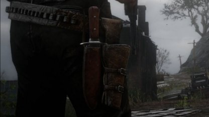 Red Dead Redemption 2 Weapon Maintenance and Degradation