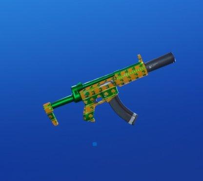 LUCKY Wrap - Submachine Gun