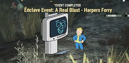 Fallout 76, Enclave Event: A Real Blast - Quest Walkthrough