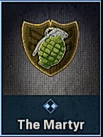 The Martyr Emblem
