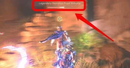 Legendary Enemies Are Named