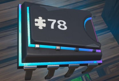 Fortbyte # 78 Location