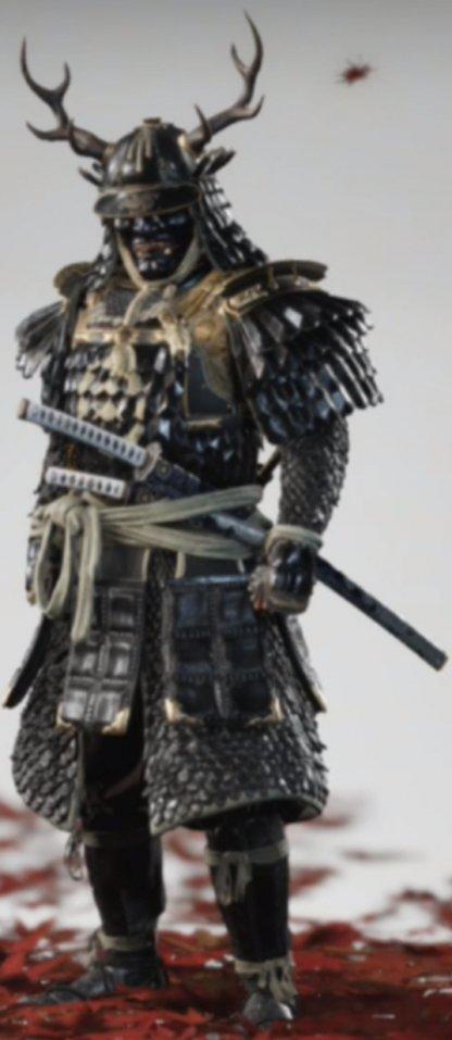 Sakai Clan Armor III