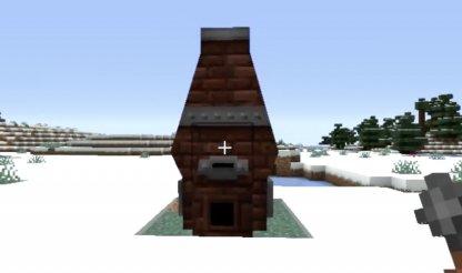 Improved Blast Furnace