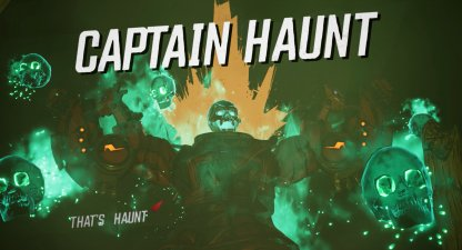 Captain Haunt - Boss Battle Tips
