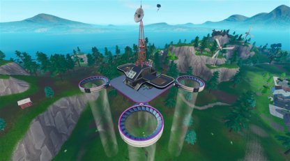 Eliminations At Sky Platforms Challenge (Week 5) - Locations