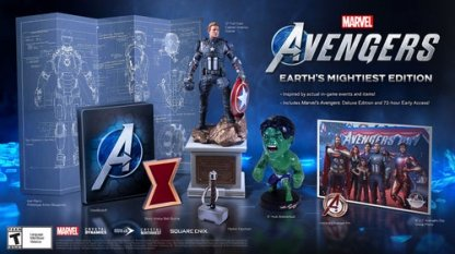 Earth's Mightiest Edition