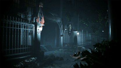 Resident Evil 2 Raccoon City Setting