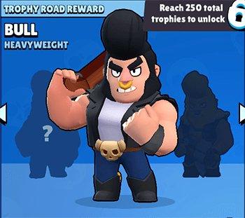 Brawl Stars Heist Mode - Guide & Tips, Bull