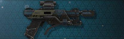 Blastback Heavy Pistol