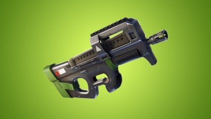 New Weapon - Compact SMG