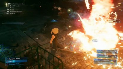 Use Fire Attacks to Weaken