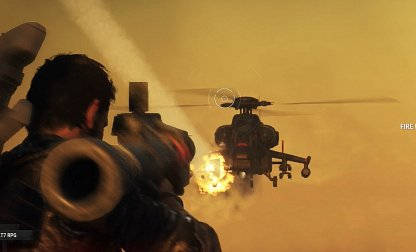 Just Cause 4 Operation Windwalker Walkthrough