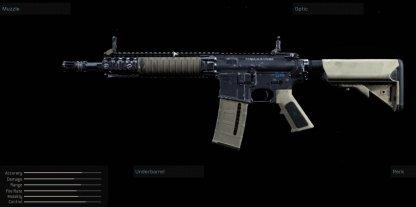 CoD Modern Warfare Best Weapons - M4A1